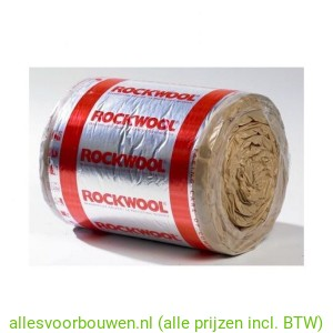 ROCKWOOL RockRoof Sidefix Plus 6000x600x80mm Rd=2.00