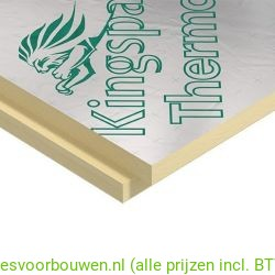 Therma TW50 Spouwplaat 90 mm 120X60cm Rd=4.05